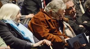 Mujica asistió a presentación de libro sobre Wilson Ferreira Aldunate