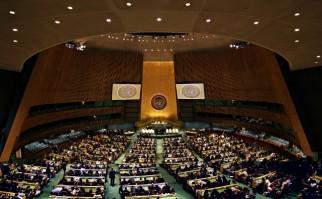 Culmina Asamblea General de ONU con muchos discursos y ninguna solución