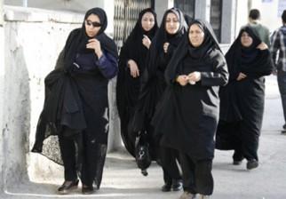 """Crean """"patrullas de la castidad"""" en Irán, argumentando querer """"prohibir el mal"""""""