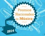Premios Nacionales de Música 2014: Ceremonia de entrega