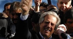 Tabaré Vázquez realizó anuncios programáticos en: Salud, vivienda, Sistema de Cuidados, seguridad y educación