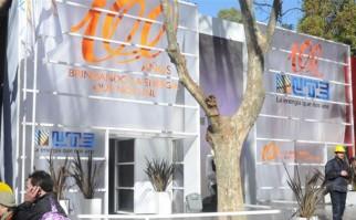 Stand de UTE recibió 50.000 visitas durante su exposición en ExpoPrado 2014