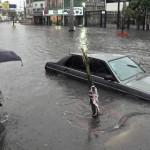 Bragado en Buenos Aires soporta vientos de 220 kms: se derrumbó el Mercado Central