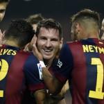 Barcelona continúa líder y prepara el clásico contra el Real Madrid que podría suponer el debut de Suárez