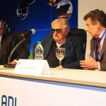 Mujica dijo que si bien se habla de la integración de Latinoamérica, de todos modos se practica el proteccionismo