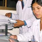 Nancy Kasai se convertirá en la primera doctora quechua en Bolivia