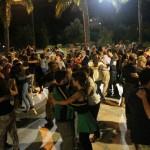 """""""Milongas Móviles"""". Una exhibición itinerante por Montevideo de la danza de tango"""
