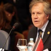 Argentina apoya al canciller Almagro como secretario general de OEA