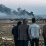 Nuevo ataque del grupo yihadista Estado Islámico a la frontera turca en Kobane