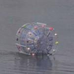 Fracasa en Triángulo de las Bermudas intento de navegar en una burbuja