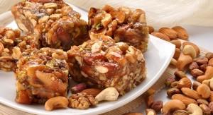 Caramelos de frutos secos