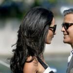 """Clooney y su esposa disfrutan la luna de miel en el """"hotel más caro del mundo"""""""