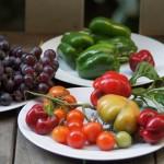 Consejos para una alimentación liviana y saludable para primavera y verano
