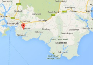 Encuentran tesoro al sur del condado de Devon, Reino Unido, mediante Google Earth