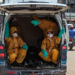 OMS prevé hasta millón y medio de infectados por ébola al inicio de 2015