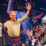 Frente Amplio al borde de la mayoría parlamentaria. Habrá balotaje entre Tabaré Vázquez y Lacalle Pou