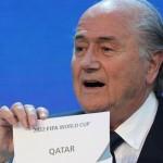 Blatter pretende que el Mundial de Catar 2022 se juegue en noviembre-diciembre