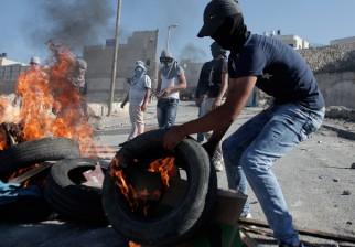 Choques en Jerusalén antes de funerales de conductor palestino que embistió a israelíes