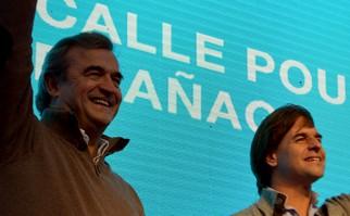 Larrañaga dijo que quien gane la Presidencia tendrá la mayoría en el Senado