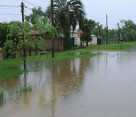 Lluvias y vientos fuertes dejan a 162 personas fuera de sus hogares