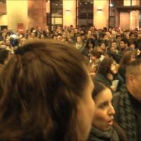 Flashmob Coro Nacional del Sodre