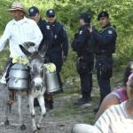 El miedo sigue reinando en ciudad mexicana donde desaparecieron 43 estudiantes