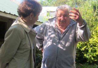 """Mujica dijo que hay que correr de la política a la gente que le gusta la plata, porque son un """"peligro"""""""