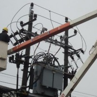 Firman acuerdo para realización de obras de electrificación rural en Maldonado y Rocha