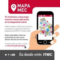 MEC lanza una plataforma web sobre los servicios, programas, eventos y propuestas en todo el país