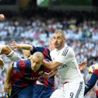 Real Madrid se lo dio vuelta al Barcelona en el debut de Suárez y se llevó el Clásico