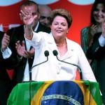Presidenta de Brasil Dilma Rousseff resultó reelecta tras el balotaje de este domingo