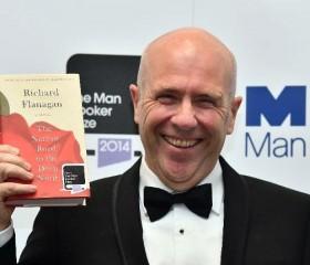 El mayor premio de las letras británicas, para el australiano Richard Flanagan