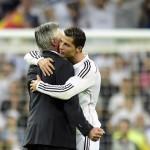 """Ancelotti destacó que su equipo """"no perdió la cabeza"""" tras gol de Neymar"""