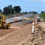 Ministerio de Transporte invierte 25 millones de dólares en doble vía de la ruta 101