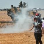 Estado Islámico sitia ciudad siria y aviación de EE.UU. fracasa para contenerlos
