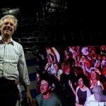 """Tabaré Vázquez: """"Sabemos lo que dieron los otros proyectos políticos y lo que dimos nosotros y no resiste comparación"""""""