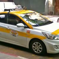"""Intendencia empadronó el primer """"taxi inteligente"""", un biovehículo que funciona con 4 combustibles diferentes"""