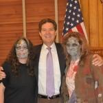 """Estado de Kansas declara octubre """"Mes de preparación contra los zombies"""""""