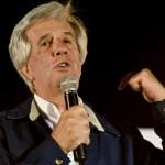 """Tabaré Vázquez aclara que Impuesto de Primaria será para """"grandes terratenientes"""", y anuncia obras viales"""
