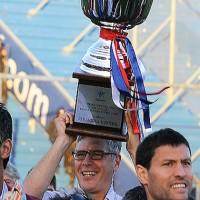 """Álvaro Gutiérrez tras la obtención del Apertura: """"Ganamos todos los partidos difíciles"""""""