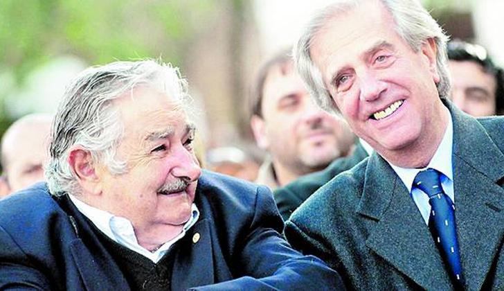 Resultado de imagen para mujica y tabare