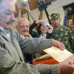 Presidente José Mujica destaca la madurez cívica de Uruguay