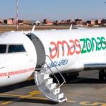 Aerolínea Amaszonas incorpora más frecuencias entre Bolivia y Uruguay