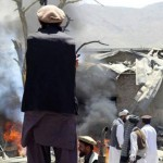 Al menos medio centenar de muertos y 60 heridos en atentado suicida en Afganistán
