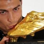 """Cristiano Ronaldo recibió su 'Bota' de Oro: """"Quiero ser el mejor siempre"""""""