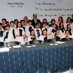 """Primaria, ANTEL y UNICEF premiaron a ganadores del concurso """"Historias Cero Falta"""""""