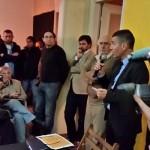 """El Movimiento 2809 inauguró local y promete """"recuperar la   gloria de Peñarol"""""""