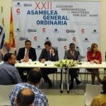 Ministerios Públicos de Iberoamérica resaltan que autonomía de fiscales es fundamental para mantener el orden jurídico
