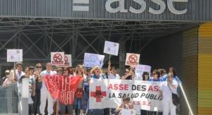 Funcionarios de ASSE inician huelga de hambre por tiempo indeterminado