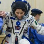 La primera mujer astronauta italiana aborda la Estación Espacial Internacional